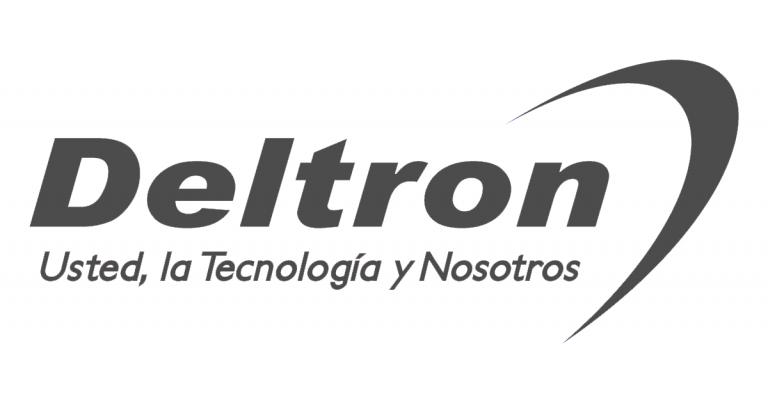deltron logo 2
